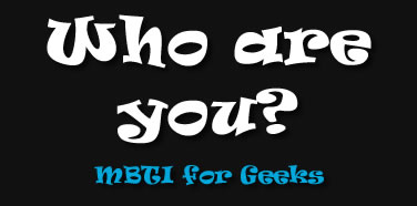 Myers-Briggs for Geeks!