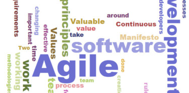What is 'Agile' software development?